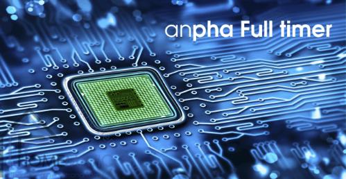 Ổ cắm hẹn giờ toàn thời gian Anpha Full Timer APFT-9000
