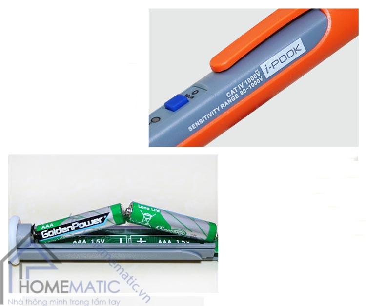 Bút thử điện i-POOK PK10