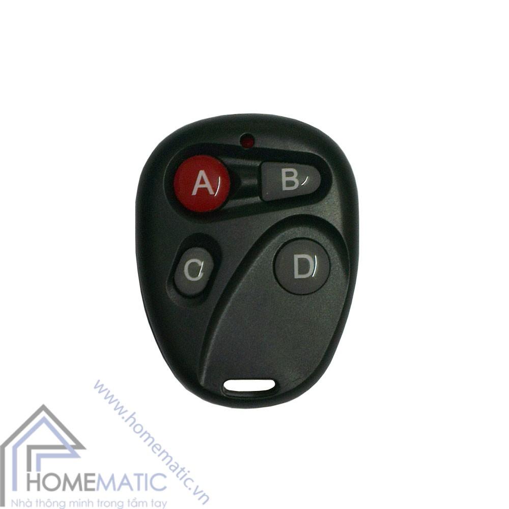 Remote điều khiển màu đen R1.1