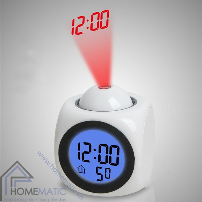 Đồng hồ thông minh có đèn chiếu