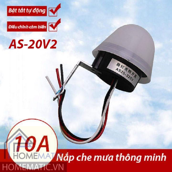 Công tắc cảm biến ánh sáng AS-20V2