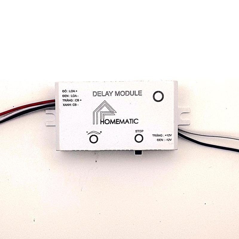 Module trễ thời gian chuyên dụng cho các cảm biến an ninh có dây HM-DLOFFV2