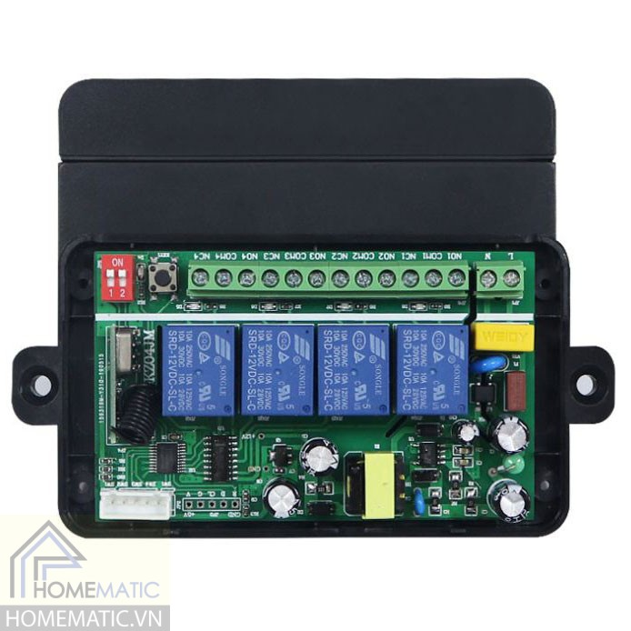 Công tắc điều khiển từ xa 4 thiết bị HM4G