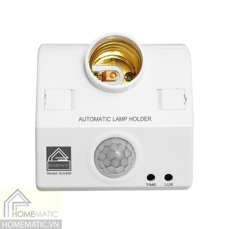 Đui đèn cảm ứng chuyển động thân nhiệt ALH300