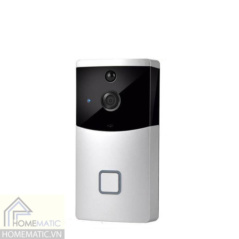 Chuông cửa có hình wifi Tuya DB603