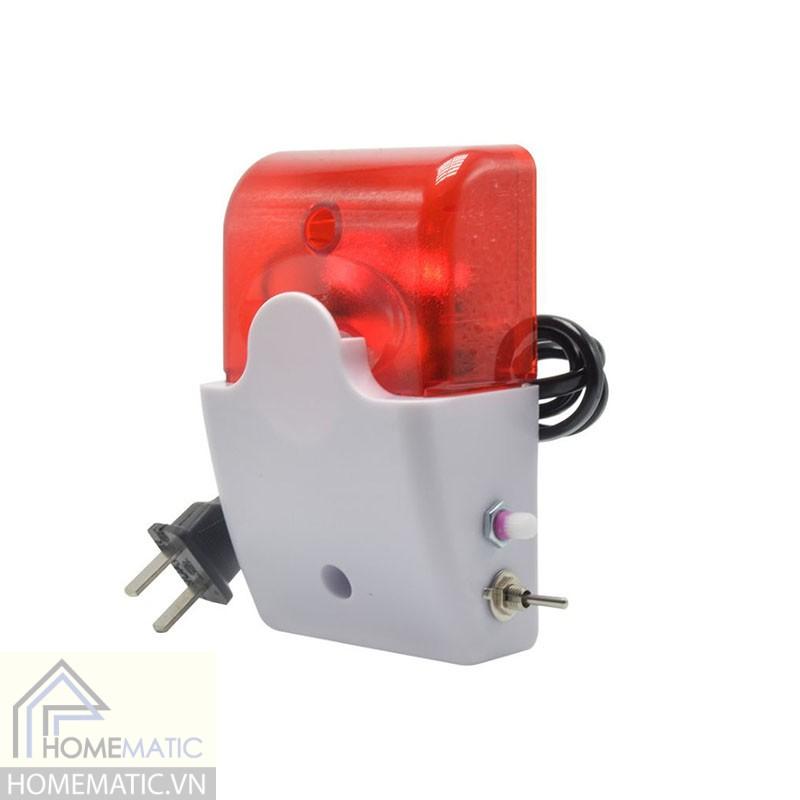 Loa báo động cắt điện, có điện PLD220