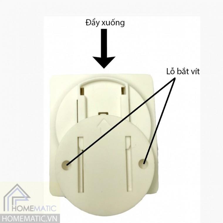 Chuông không dây không dùng pin Homematic HBM08