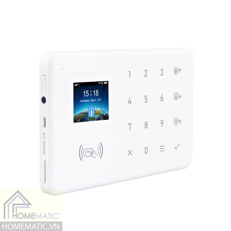 Trung tâm báo động qua sim điện thoại và wifi EXSMITH ES1819