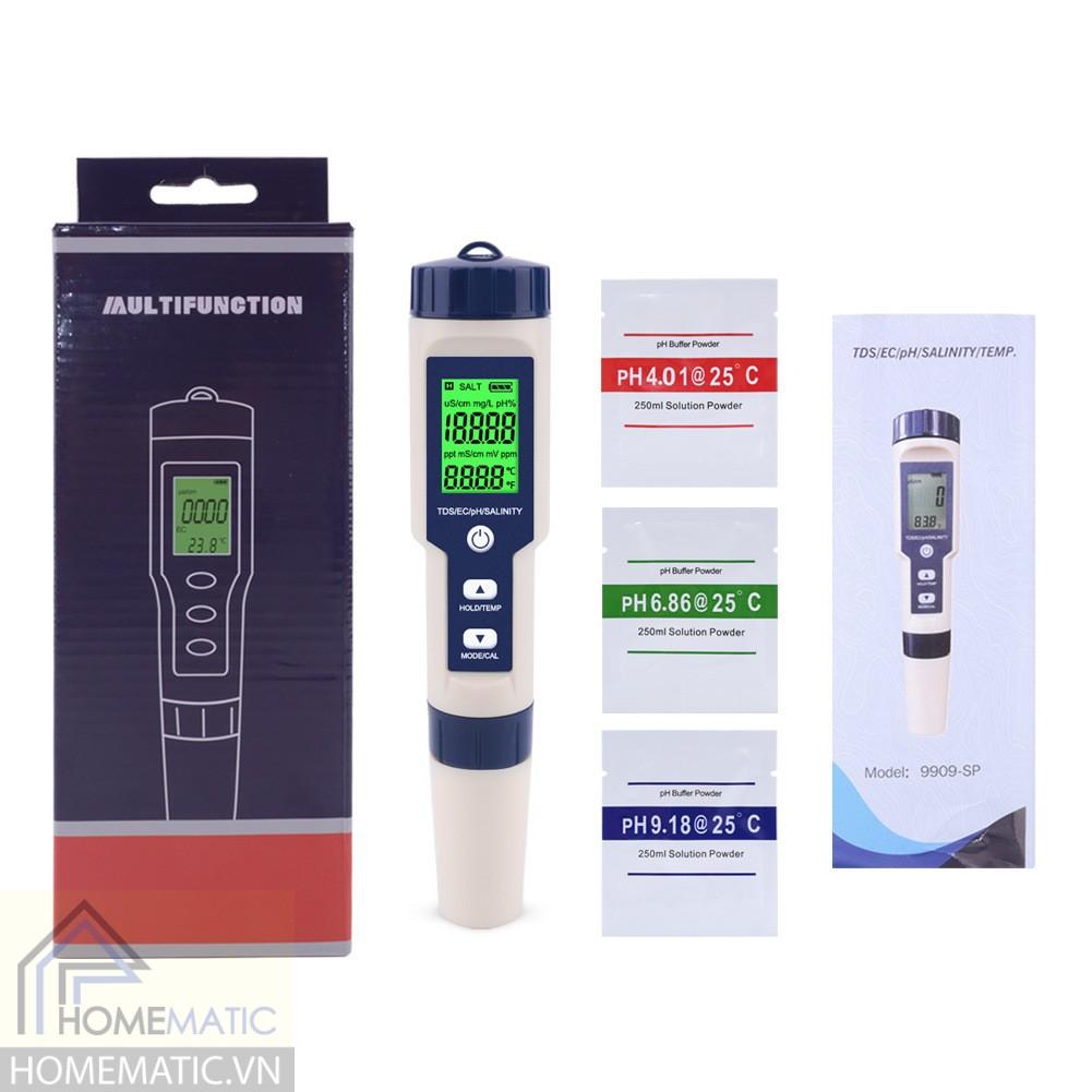 Bút đo chất lượng nước 5 thông số EZ-9909